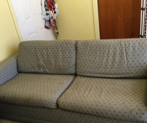Couch and sofa bed