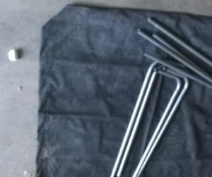 Suspended Dog Bed