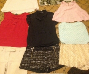 Young Ladies Size 8 Clothes