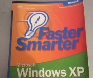 Windows XP Book