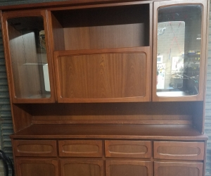 Parker style buffet and hutch