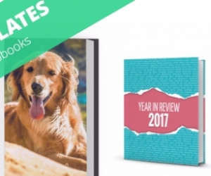 Free Photobook Templates -  InDesign Set