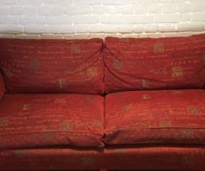 V comfy 3 seater Sofa