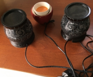 Partylite melt warmers