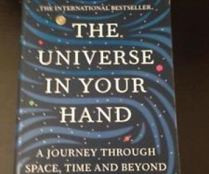 'The universe in your hand' Book