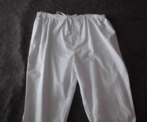 womens white pants size 10/12