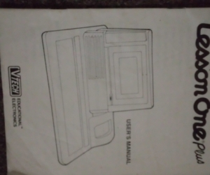 OLD TECHNOLOY MANUALS