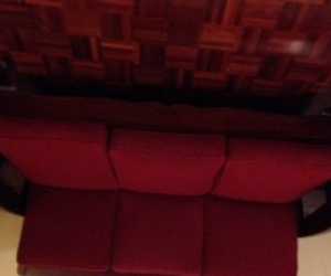 3 seater couch & 2 armchairs