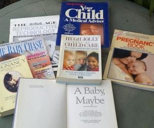 Baby/Pregnancy Books