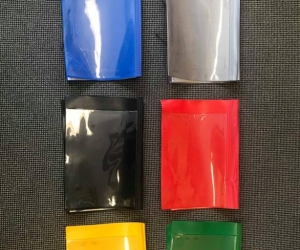 Plastic File Covers