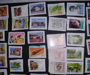 Stamps - australian or worldwide- Accessories as well
