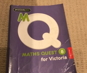 Maths quest for Victoria