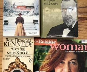 German books/deutsche Bücher