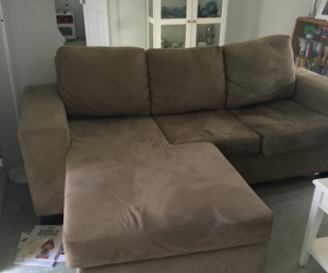 Three Seater Sofa with chaise