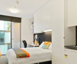 Student accommodations Sydney starting from AU$131 per week