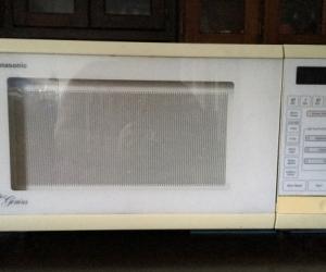 Free Panasonic Microwave