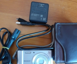 Camera, Sony Cybershot
