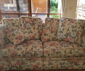 Sofa - Floral