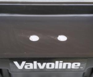 Valvoline Oil Change Pan