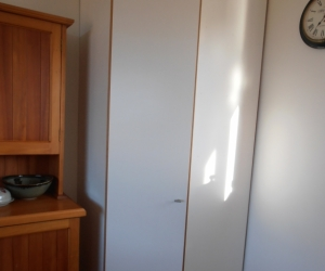 Kitchen corner cuboard