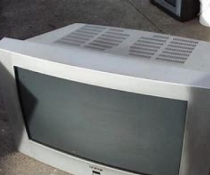 Teac TV big size but has amazing sound with remote