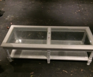 French Provincial style Coffee Table