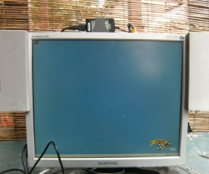 Linux diskless workstation and screen