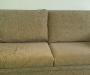 Sofabed couch 2 seater