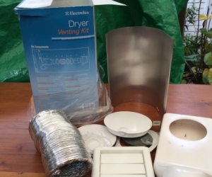 Electrolux Dryer Venting  Kit - unused