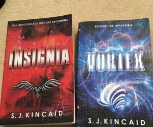 2 teen fiction books