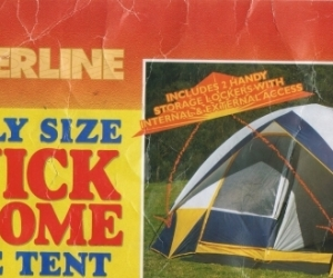 6 person tent - more like 3-4 in comfort