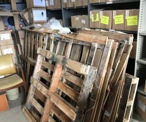 FREE - wood pallets