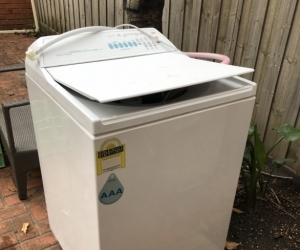 Fisher & Paykel Washing Machine for Parts only