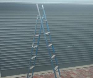 Steel A-frame Ladder