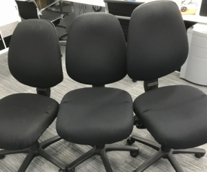 Wheelie Office Chairs