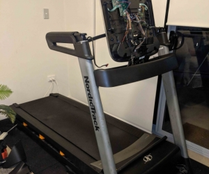NordicTrack C500 Treadmill