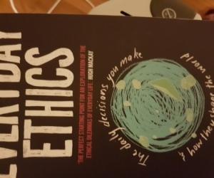Everyday Ethics by Dr Simon Longstaff