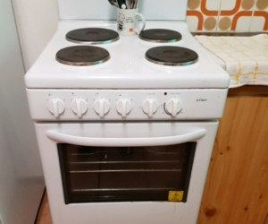 stove Electric upright