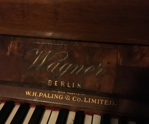 Wagner Piano