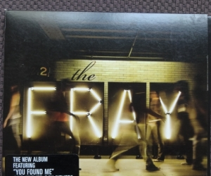 CD by The Fray, called Epic