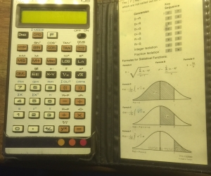 National Semiconductor Calculator