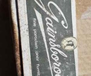 Gainsborough door handle set