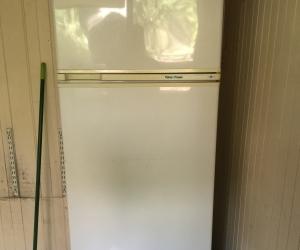 Fischer & Paykel fridge and freezer