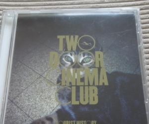 Cd  by The Two Door Cinema Club, Irish Indie Rock Band