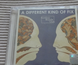 CD by Bombay Bicycle Club, London Indie rock band