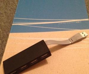 USB 4 outlet
