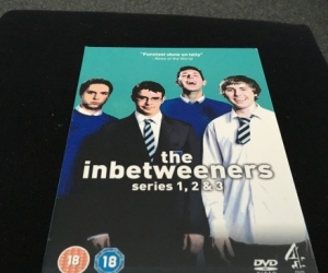 the inbetweeners DVD Box Set