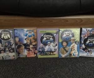 chewing the fat, DVD BOX SET