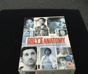 GREY'S ANATOMY. DVD BOX SET
