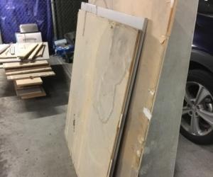 MDF craft wood